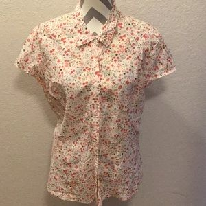 Style & Co blouse size 14